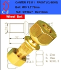 truck tire bolts for Canter